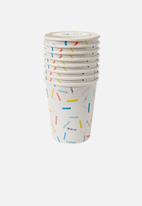 Meri Meri - Sprinkles party cups