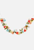Meri Meri - Bouquet garland - multi