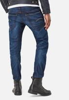 G-Star RAW - Arc 3D Slim - Dk Aged Hydrite Denim