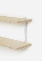 Smart Shelf - Double dash shelf