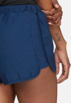 dailyfriday - Hammered satin jogger shorts