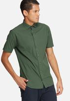 basicthread - Poplin slim fit shirt