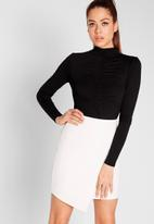 Missguided - Ruched bodysuit