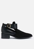 Vero Moda - Denise Leather Boot