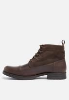 Jack & Jones - Sirca leather mid boot