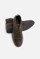 Jack & Jones - Sirca leather mid boot