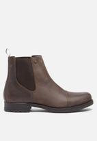 Jack & Jones - Simon leather chelsea boot