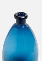 Sarah Jane - Oval bottle vase