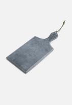 Sarah Jane - Slate chopping board