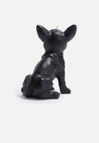 Sarah Jane - Chihuahua candle