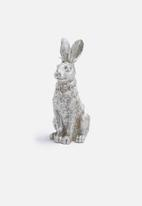 Sarah Jane - Rabbit candle