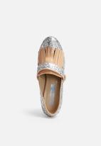 Daisy Street - Glitter Heel