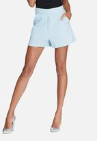 Missguided - Front pocket tailored shorts