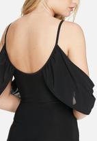 Daisy Street - Frill sleeve bodysuit