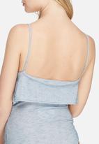Daisy Street - Fluted bodysuit