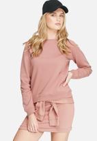 Daisy Street - Relaxed sweatshirt co-ord