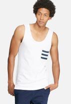 basicthread - Tail pocket vest