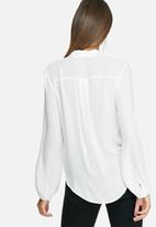 dailyfriday - Wrap front top