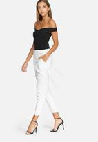 dailyfriday - Wrap front trousers