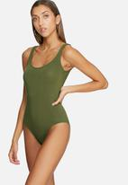 dailyfriday - Scoop neck bodysuit