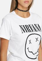 Vintage Lover - Nirvana tee