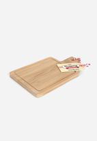 Temerity Jones - Utility mini chopping board