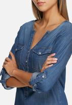 Jacqueline de Yong - Wyre denim shirt