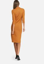 VILA - Jersey 3/4 sleeve dress