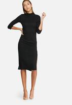 VILA - Jersey 3/4 sleeve dress