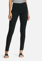 Pieces - Betty high waist jeggings
