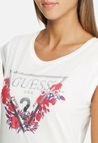 GUESS - Poppy muscle tee