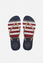 Havaianas - Women's slim nautical