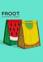 Mustard  - Froot sandwich bag