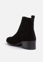 Pieces - Santina suede boot