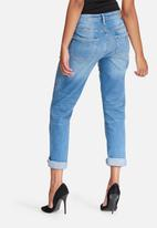 GUESS - Inkwell relaxed fit jeans