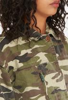 Glamorous - Camo jacket