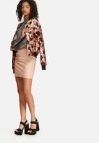 Glamorous - Cold shoulder bodysuit