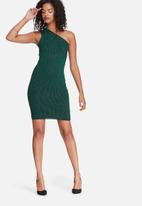 Noisy May - Lurry one shoulder dress