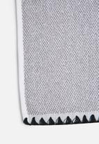 Sixth Floor - Blanket stitch bath sheet