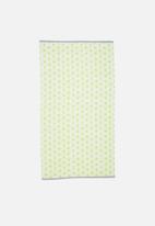 Sixth Floor - Geo star bath sheet