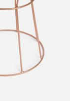 Sixth Floor - Copper stool