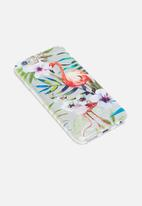 Hey Casey - Flamingo lingo - iPhone & Samsung cover