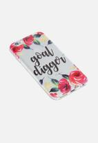 Hey Casey - Goal digger - iPhone & Samsung cover