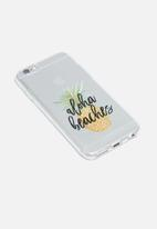 Hey Casey - Aloha beaches - iPhone & Samsung cover