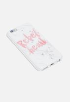 Hey Casey - Rebel heart - iPhone & Samsung cover