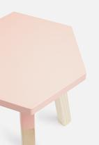 Illumina - Hexagon stool