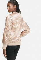 VILA - Concrete sateen jacket