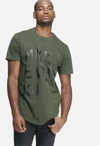 Only & Sons - Lucas long line tee