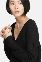 Jacqueline de Yong - Sunny V-neck sweater