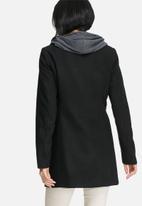 Jacqueline de Yong - New brighton autumn coat